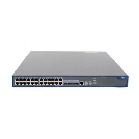 "JG236A - HP 5120-24G-PoE+ EI Switch w/2 Intf ""Gar"