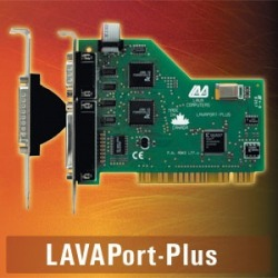 LavaPort-Plus - PCI dual serial & EPP parallel, supports