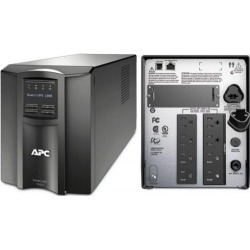 SMT1000 - UPS APC Smart-UPS, 700Watts / 1000 VA