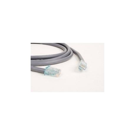 N/P: CPCSSX2-03F003 - Patch cord systimax 360 Cat 6A color Gris de 3ft