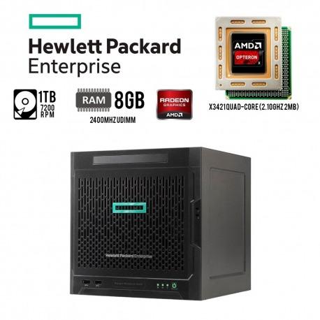 878487-001- HPE Microserver Gen10