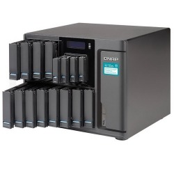 "N/P : TS-1635-8G-US - DISCO DURO - NAS - 12 BAY 3.5"" HDD & 4 BAY 2.5"" S"