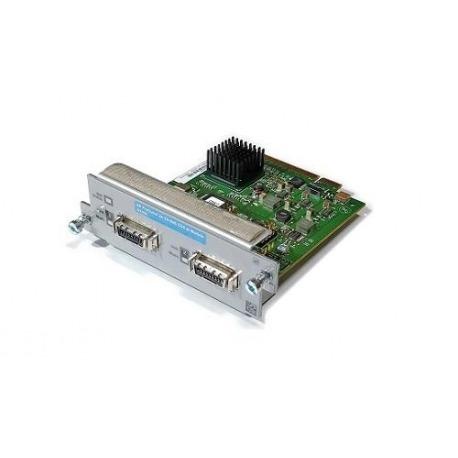 J9149A - HP 2-port 10GbE CX4 al Module (PARA SWIT