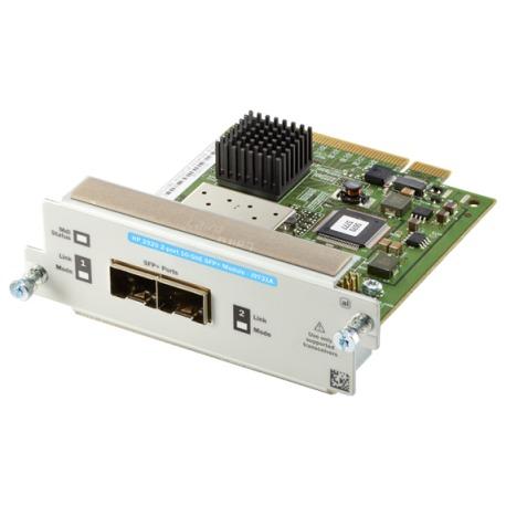 JD368B - HP 2p 10-GbE SFP+ A5500/E4800/E4500 Mod