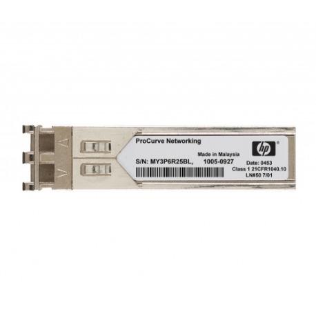 JD494A - HP X124 1G SFP LC LX Transceiver (3CSFP9