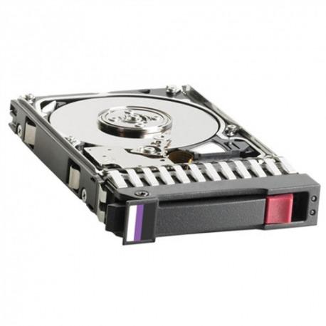619291-B21 - 900 GB SAS 6G 10Krpm Small form Hot Plug