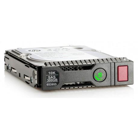 652564-B21 - HP DISCO DURO 300 GB SAS 10K SC ENT GEN