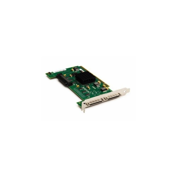 AH627A - HP Scsi Single channel U320e Bus Adapter