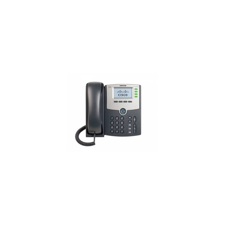 SPA504G - Telefono IP 4 Lineas/ con Display, PoE