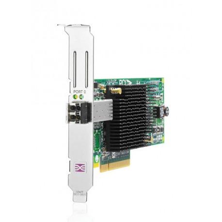 AJ762A - HP TARJETA HBA 81E PCI-e FC SINGLE PORT
