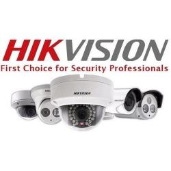 N/P : DS-2CD63C5G0E-IS - HIKVISION - Fisheye IP 12 Megapixel / 180