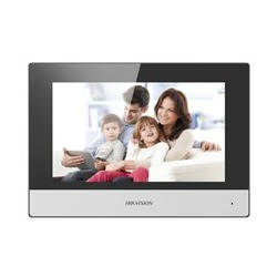 "N/P : DS-KH6320-WTE1 - HIKVISION - Monitor IP Touch Screen 7"" par"