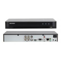 N/P : DS-7204HQHI-K1 - HIKVISION - DVR 4 Megapixel / 4 Canales TU