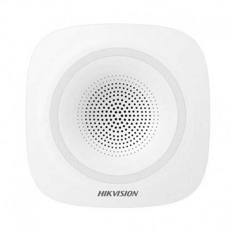 N/P : DS-PSG-WI-433 - HIKVISION - Sirena Inalambrica Interior /