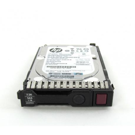652749-B21 - Disco duro HP 1TB 6G SAS 7.2K