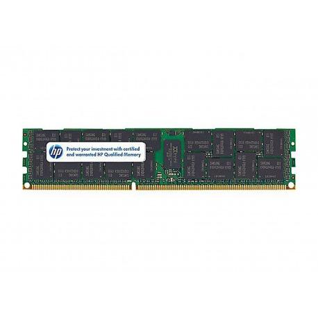 647901-B21 - HP 16GB (1x16GB) Dual Rank x4 PC3L-10600