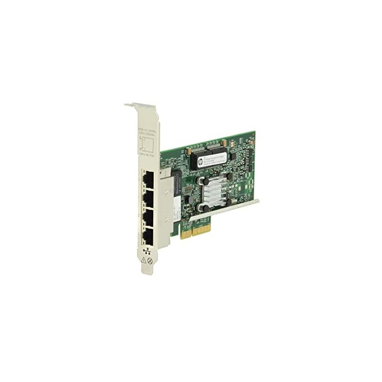 593722-B21 - HP NC365T 4-port Ethernet Server Adapter