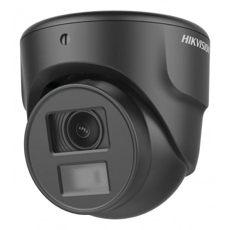 N/P : DS-2CE70D0T-ITMF - HIKVISION - Ultra Mini Turret TURBO 1080p