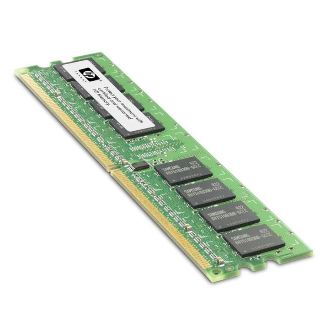 500666-B21 - HP 16 GB 4Rx4 PC3-8500R-7 Kit RDIMM SERV