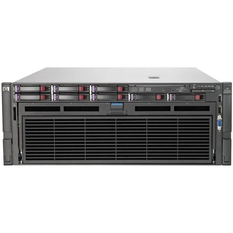 584086-001 - HP SERVIDOR DL 580 G7 4X7540 2 GHZ 32GB