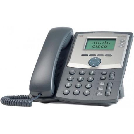 Teléfono IP /3 Line IP Phone con Display - N/P: SPA303-G1