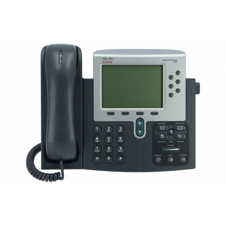 CP-7962G - Cisco UC Phone 7962, spare