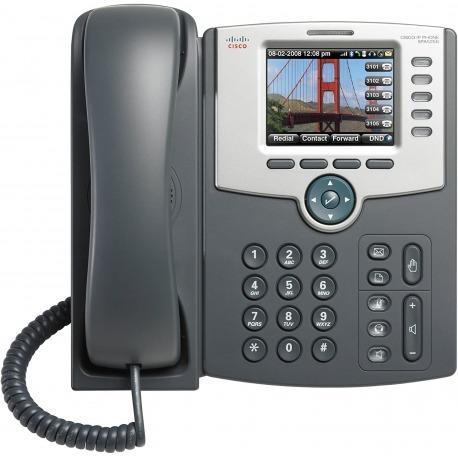 Telefono IP/5 Lineas con display a col- N/P: SPA525G2