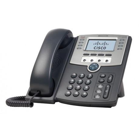 SPA509G - Tlefono IP / 12 Lineas con Display, PoE,