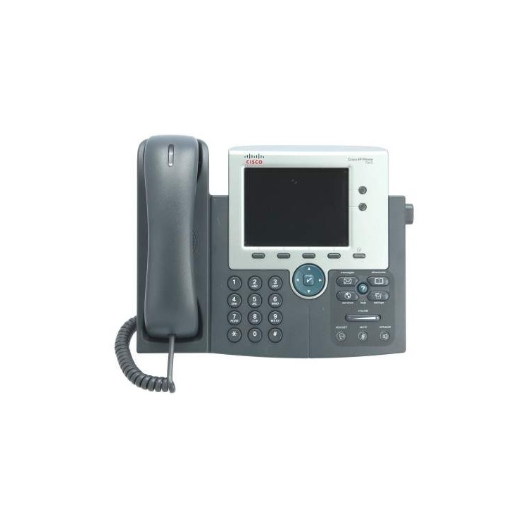 Cisco UC Phone 7945-Gig Ethernet- Color- N/P: CP-7945G
