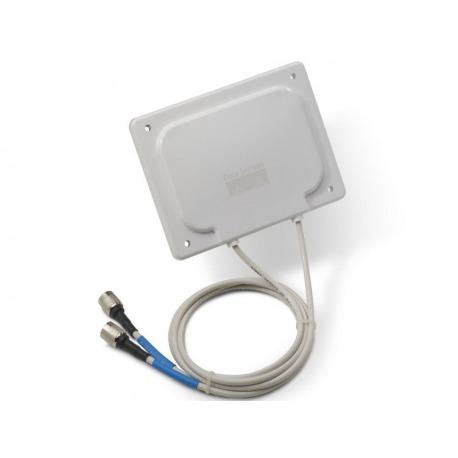 AIR-ANT2485P-R - 2.4 GHz, 8.5 dBi Patch Antenna w/ RP-TNC