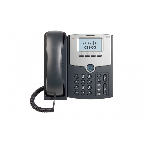 SPA502G - Telefono IP /1 Lina /con Display, PoE,