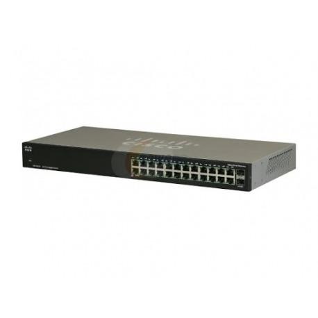SG100-24-NA - (SG 100-24) 24 puertos 10/100/1000 + 2 p