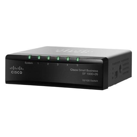 SD205T-NA - (SF100D-05) 5 puertos 10/100 / Switch