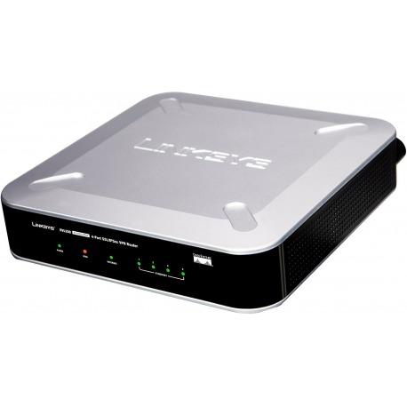 RVL200 - 4-puertos lan / IPSec / 5 tuneles SSL pa