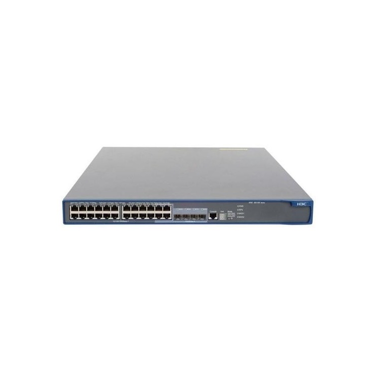 "JG236A - HP 5120-24G-PoE+ EI Switch w/2 Intf ""Gar"