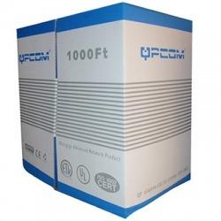QP-65604A - CABLE UTP FLEXIBLE - CAT. 5E 24A WG 4PR