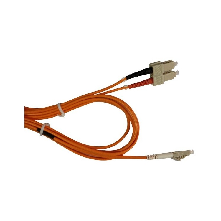 QP-132PM1U74-3M - FIBRA - Patch cord Fribra Optica Multimo