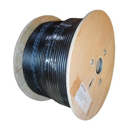 QP-66504 - CABLE UTP SOLIDO - CAT. 6 4PR 23AWG UTP