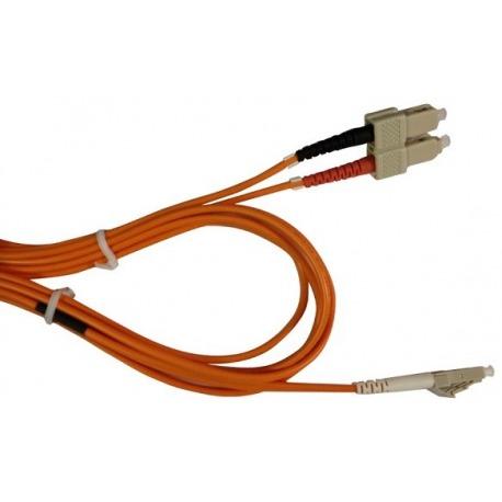 QP-132PM1U74-5M - FIBRA - Patch cord Fribra Optica Multimo