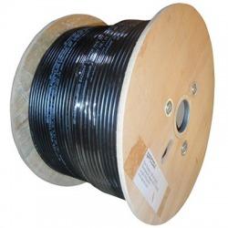 QP-65504PE - CABLE UTP USO EXTERIOR - CAT. 5E 24A WG