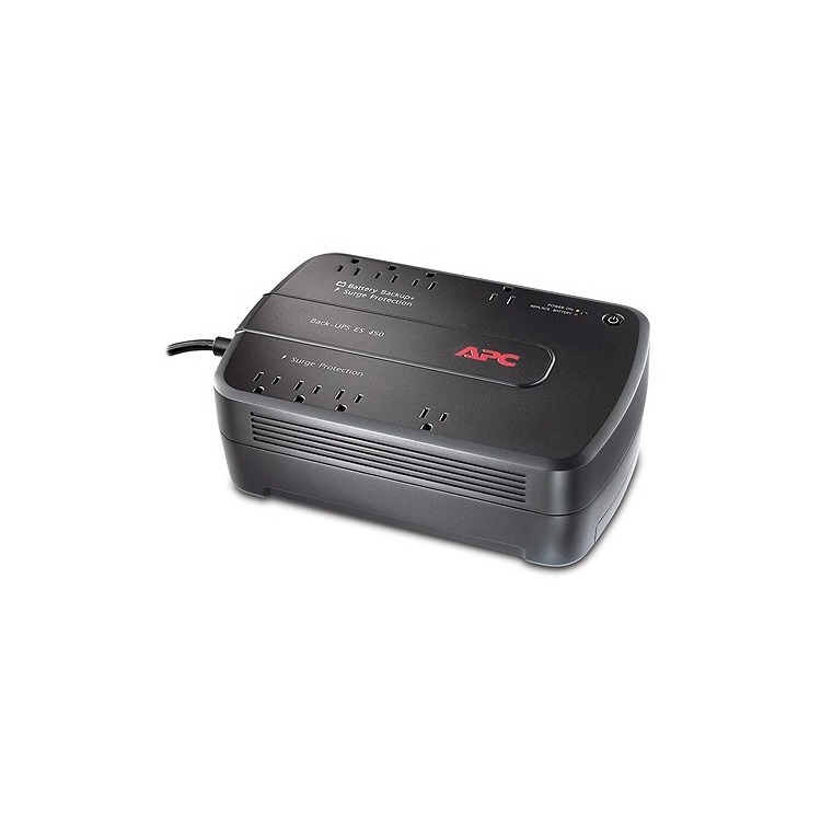BE450G-LM - APC Back-UPS ES 8 Outlet 257 Watts / 450