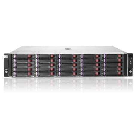 AJ941A - HP CAJA DE DISCOS EXTERNA D2700 25 HDD
