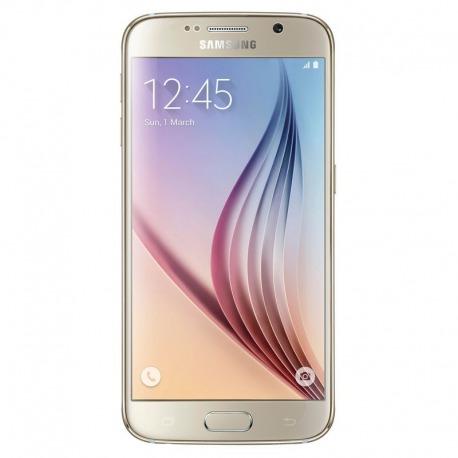 N/P : SM-G920IZDECOO - SAMSUNG - GALAXY S6 64 GB Dorado: Android 5.0