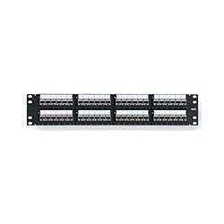 N/P : 1933320-2 - AMP - Patch Panel 48 ports CAT 6A - 19""