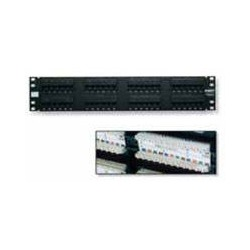 N/P : 406331-1 - AMP - Patch Panel 48 ports con conect. RJ