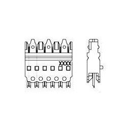 N/P : 558402-1 - AMP - C5 connectors Block 110 Cat5E