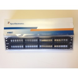 N/P : 1933308-1 - AMP - Patch Panel 48 ports CAT 6A/ Cat7A