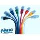 N/P : 219888-7 - AMP - Patch cord RJ-45/RJ-45 - cat. 6 -
