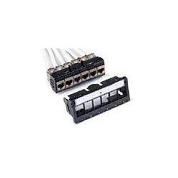 N/P : 3-1657100-8 - AMP - Ordenador de cable horizontal Front