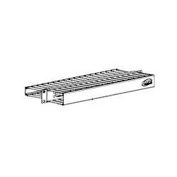 N/P : 1375159-1 - AMP - Ordenador de cable horizontal Front